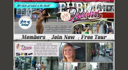 MyPublicDreams.com - SITERIP (HD)