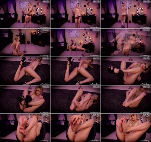 BlazeFyre - Daddy's Foot Slut [FullHD 1080P]