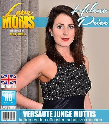 Mature - Helena Price (32) - Britische mama fummelt herum