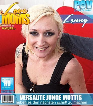 Mature - Lenny (32) - Freche mama fickt in POV Style