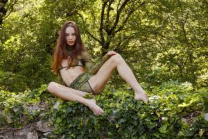 Debora A – Goddess In Nature Nude