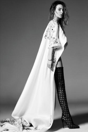 Belinda Peregrín - Harper's Bazaar Mexico
