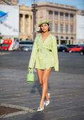 Olivia Culpo -     Paris September 28th 2019.