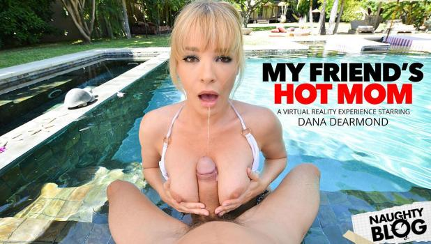 My Friend's Hot Mom - Dana DeArmond