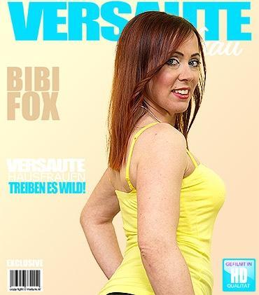 Mature - Bibi Fox (36) - Geile mama fummelt herum