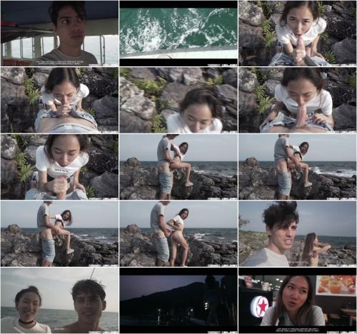 Luna x Sex By The Sea [FullHD 1080P]