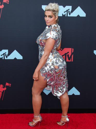 Bebe Rexha see through ass