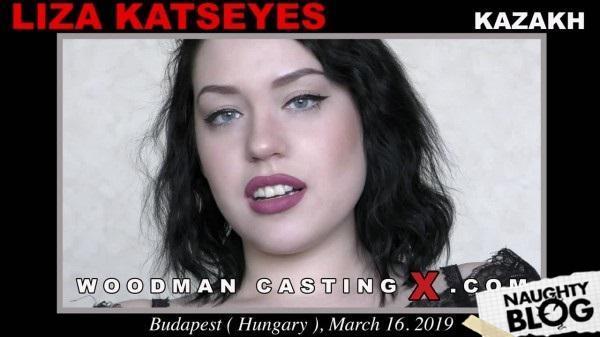 Woodman Casting X - Liza Katseyes