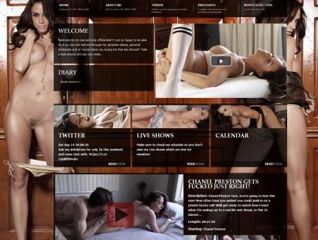 ChanelPreston (SiteRip) Image Cover