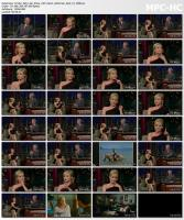 Kristen Bell @ Late Show with David Letterman (2008, 2010 & 2012)