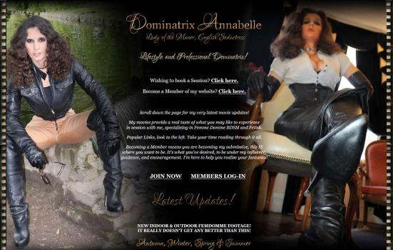DominatrixAnnabelle (SiteRip) Image Cover