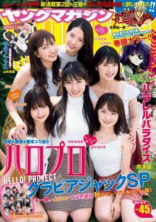 Weekly Young Magazine 2019-45 (週刊ヤングマガジン 2019年45号)