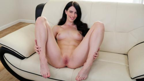 Now Watching - Hot Brunette