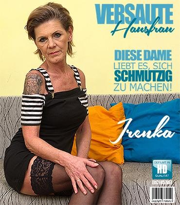 Mature - Irenka S. (59) - Geile ältere Dame Irenka fingert sich selbst  Mature.nl