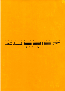 ZONE OF THE ENDERS Z.O.E