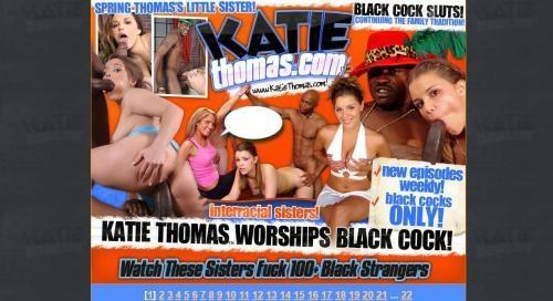 KatieThomas.com - SITERIP