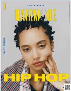 HAIR MODE (ヘアモード) 2019年11月号