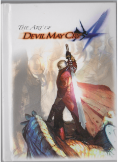 [Artbook] The Art of Devil May Cry 4