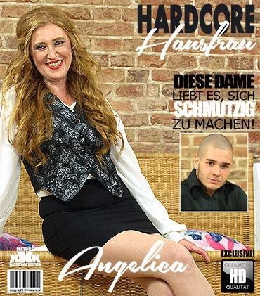 Mature - Angelica (46) - Freche Ältere Angelica knallt ihren Toyboy  Mature.nl