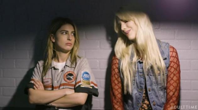 AdultTime - Teenage Lesbian Part 2