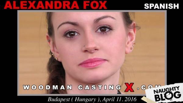 Woodman Casting X - Alexandra Fox