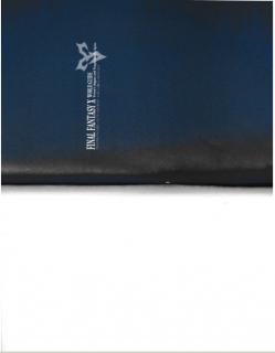 [Artbook] Final Fantasy ファイナルファンタジーX ワールドガイド エボンの教えとスピラの人々