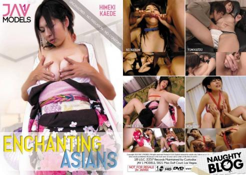 Enchanting Asians