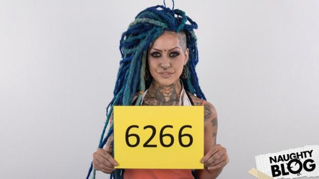 Czech Casting - Lady Blue