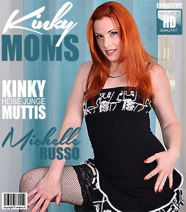 Mature - Michelle Russo (37) - Heiße mama Michelle Russo spielt mit sich selbst