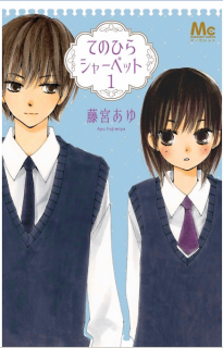 Tenohira no Sherbet  (てのひらシャーベット) 01