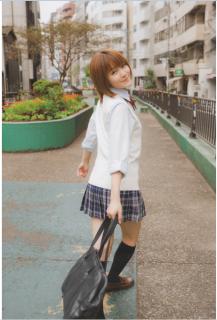 Mitsui Aika 1st Fasuto Soro Shashinshu Aika (光井愛佳 1stソロ写真集 愛佳 (Photobook+DVD付き))