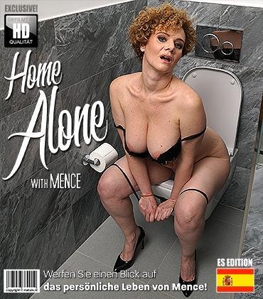 Mature - Merce (EU) (44) - Spanisch MILF fingert sich selbst