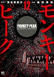 Monkey Peak (モンキーピーク) 01-12