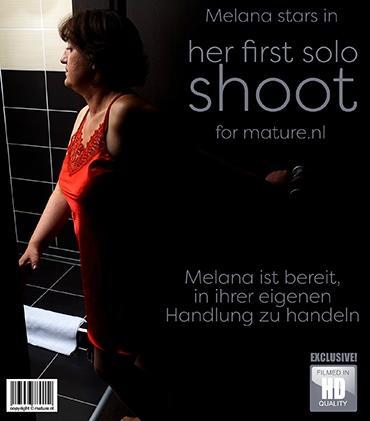 Mature - Melana (41) - Ältere Mama macht sich schmutzig