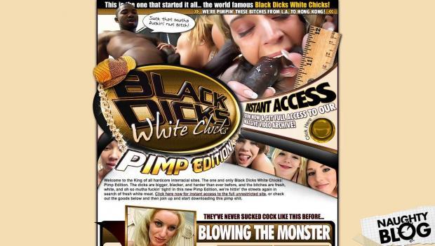 BlackDicksWhiteChicks.com - SITERIP