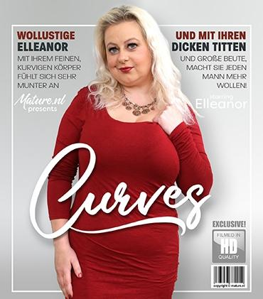 Mature - Elleanor (37) - Do you love a curvy big breasted mom with a big booty? Then check out our Elleanor, who is also horny as hell.