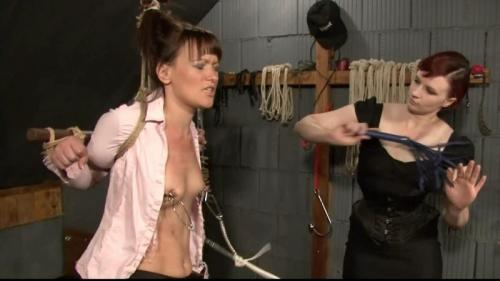 Yvette Gets A Hard Lesson From Claire Adams – Part 1 (tx425). Mar 19 2019. Toaxxx.com (344 Mb)