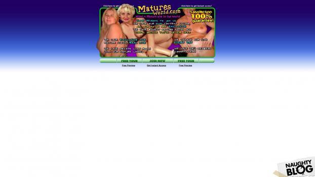 MaturesWorld.com - SITERIP