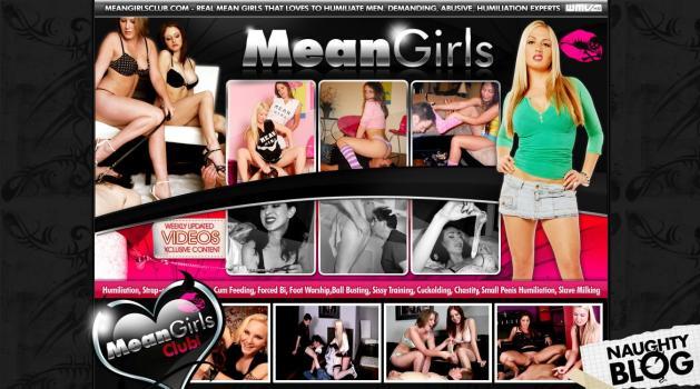 MeanGirlsClub.com – SITERIP