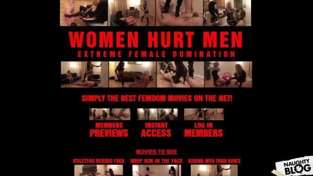 WomenHurtMen.com - SITERIP