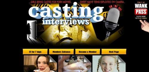 CastingInterviews.com - SITERIP