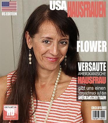Mature - Flower (46) - Amerikanisch Hausfrau geht wild