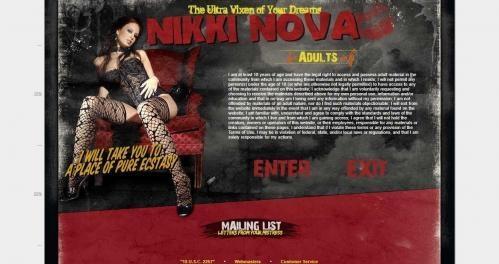 NikkiNova.com - SITERIP