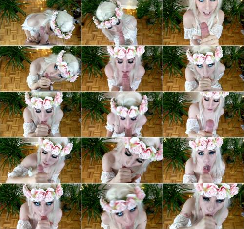 Lara Loxley - Elf Gets Massive Facial Cosplay [FullHD 1080P]