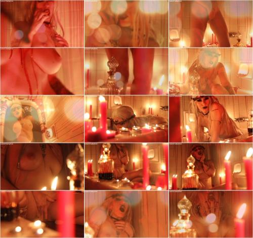Lara Loxley - Ritual Dark Elf Cosplay [HD 720P]